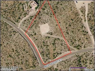 4600 S Black Mountain Road Lot 28, Wickenburg, AZ 85390