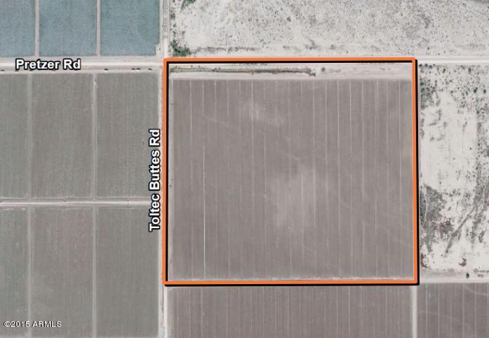 000 W Pretzer Road, Eloy, AZ 85131