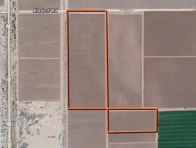 000 E Alsdorf Road, Eloy, AZ 85131
