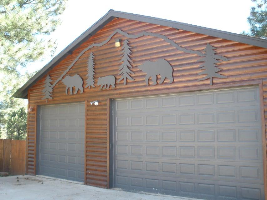 2766 E CHANDELLE Lane, Overgaard, AZ 85933