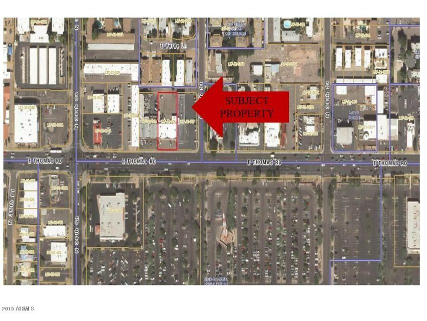 3626 E THOMAS Road, Phoenix, AZ 85018
