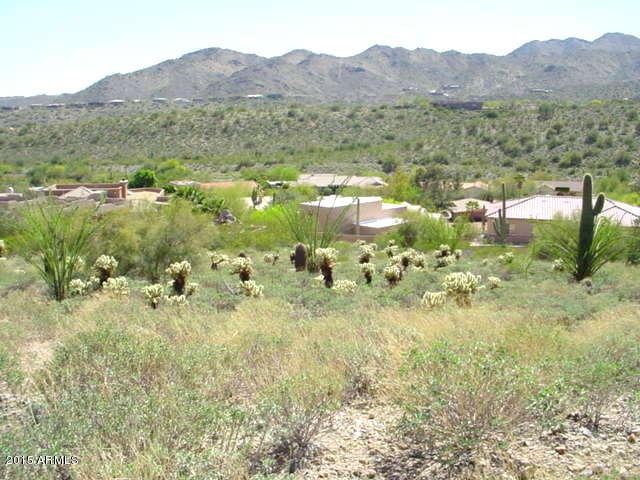 15431 E GOLDEN EAGLE Boulevard Lot 9, Fountain Hills, AZ 85268