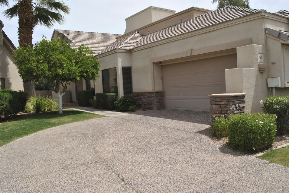 7272 E GAINEY RANCH Road Unit 54 Scottsdale, AZ 85258 - MLS #: 5344593