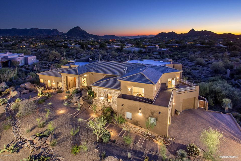 11147 E BALANCING ROCK Road, Scottsdale, AZ 85262