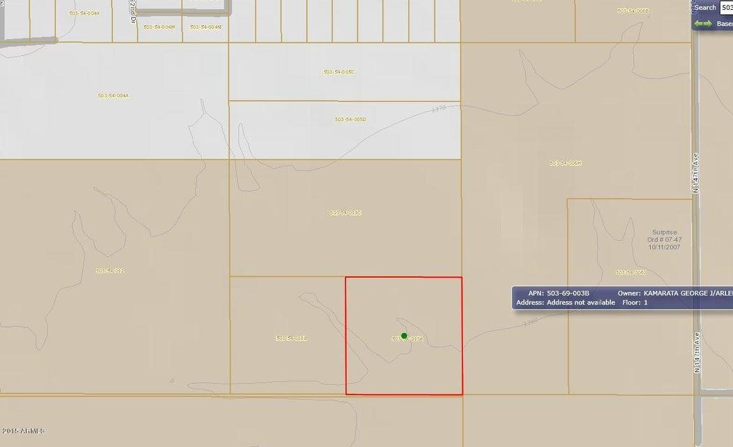 153rd/ E Frontier Drive, Surprise, AZ 85387