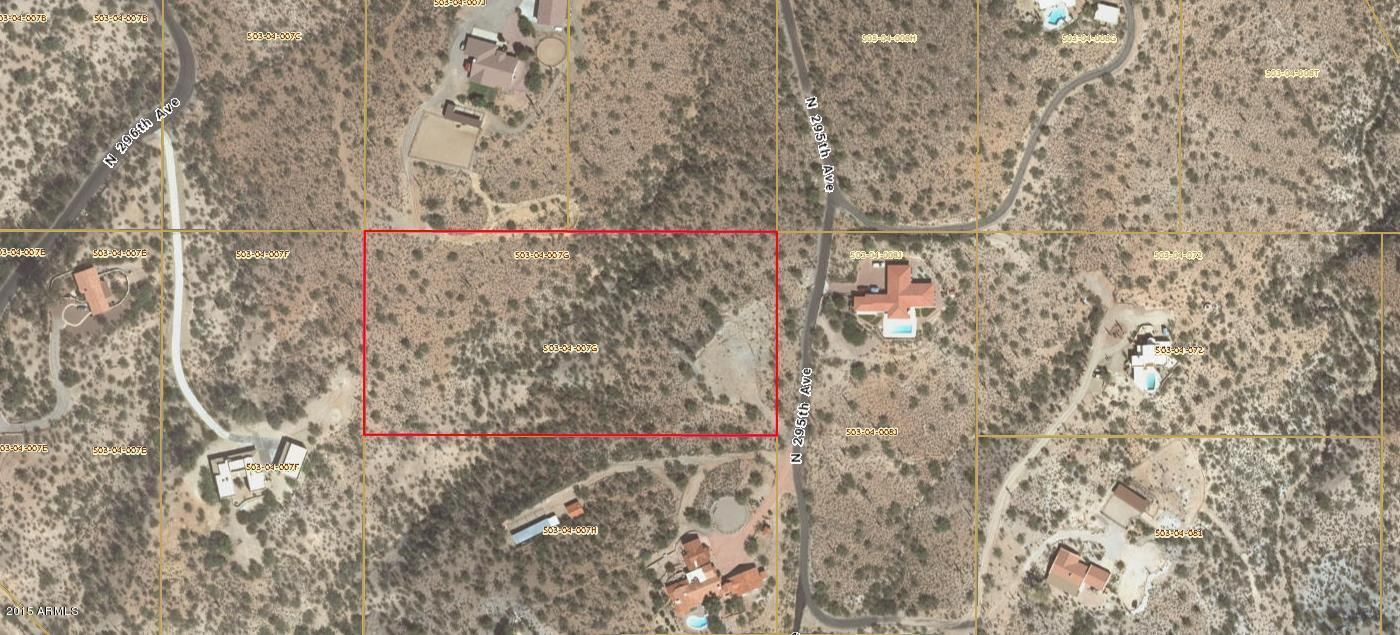 5xxxx N 295th Avenue Lot 0, Wickenburg, AZ 85390