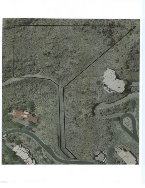 5739 E QUARTZ MOUNTAIN Road Lot 8, Paradise Valley, AZ 85253