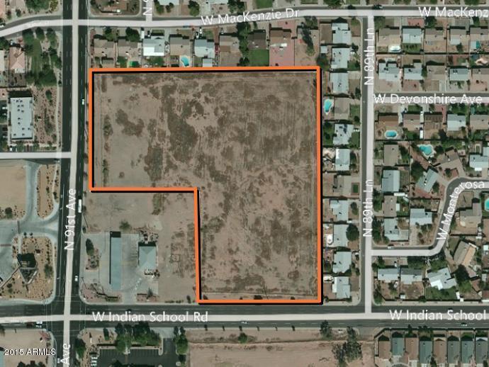 4215 N 91ST Avenue Lot 0, Phoenix, AZ 85037