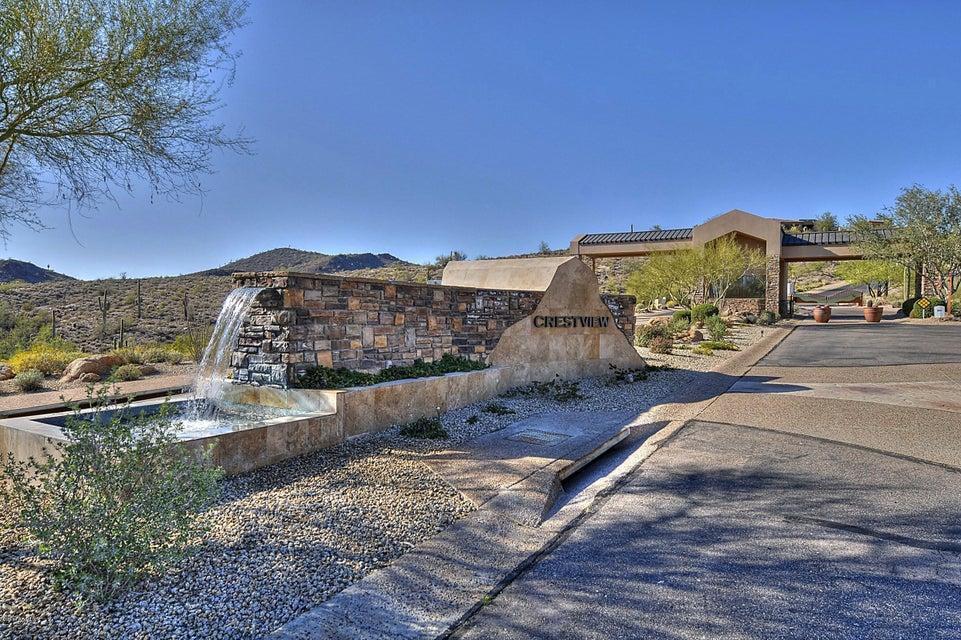 10625 N CRESTVIEW Drive Lot 78, Fountain Hills, AZ 85268