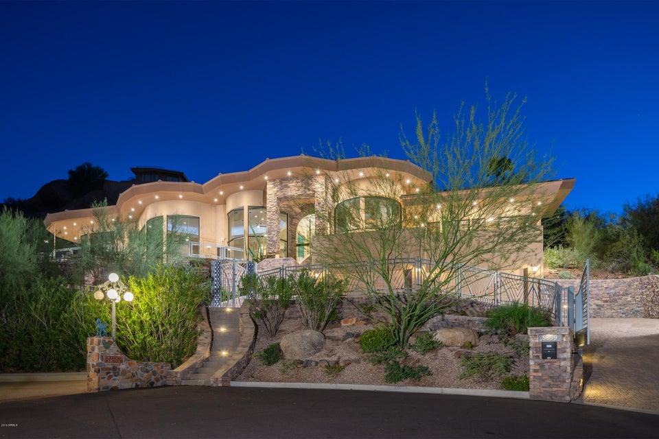 5659 N CAMELBACK CANYON Drive, Phoenix, AZ 85018