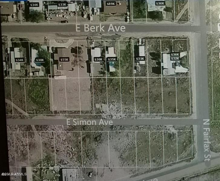 890 E BERK Avenue Lot 272 - 273, Kingman, AZ 86409