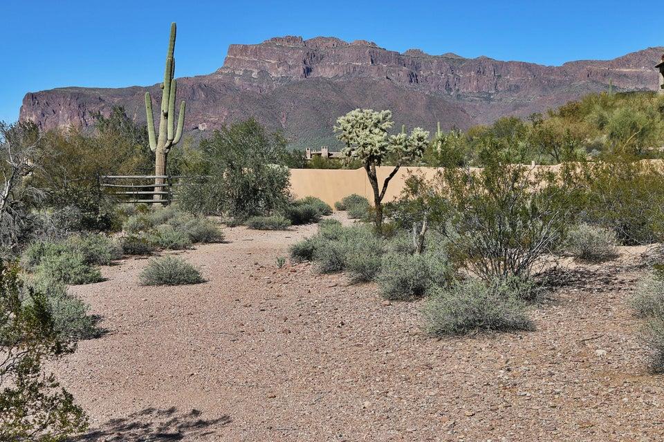 3636 S QUAIL CREST Street Lot 35, Gold Canyon, AZ 85118