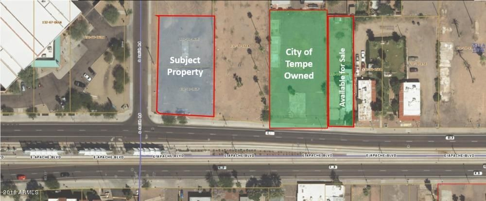 1255 S SMITH Road Lot 12, Tempe, AZ 85281