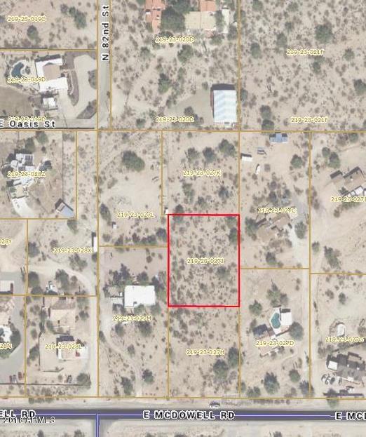 0002 S 82nd Street, Mesa, AZ 85207