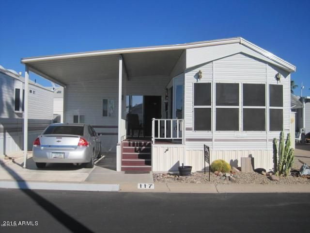 3710 S GOLDFIELD Road 117, Apache Junction, AZ 85119