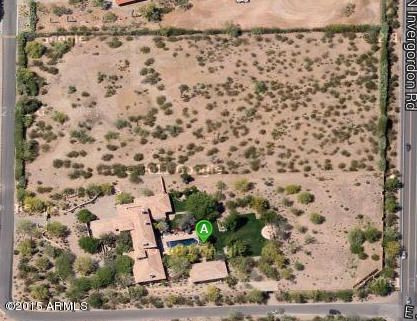 5515 N SAGUARO Road Paradise Valley, AZ 85253 - MLS #: 5395919