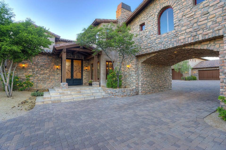 8000 E Mariposa Grande Drive, Scottsdale, AZ 85255