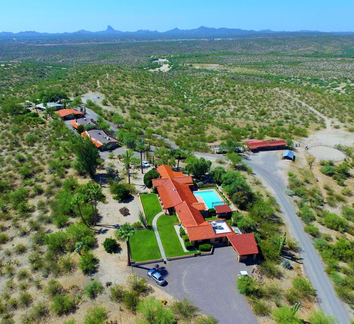 56550 Rancho Casitas Road, Wickenburg, AZ 85390