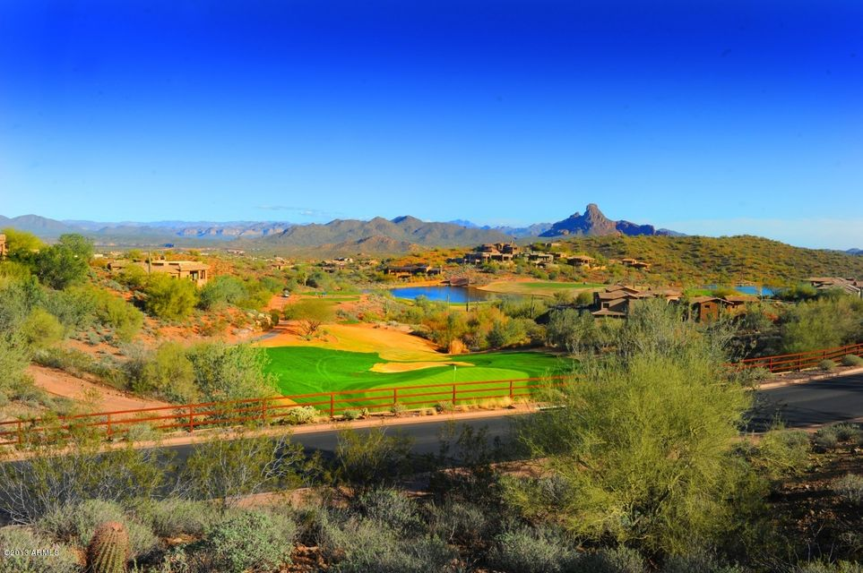 9520 N LAVA BLUFF Trail Lot 22, Fountain Hills, AZ 85268