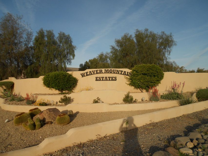 26371 S AVA Lane Lot 73, Congress, AZ 85332