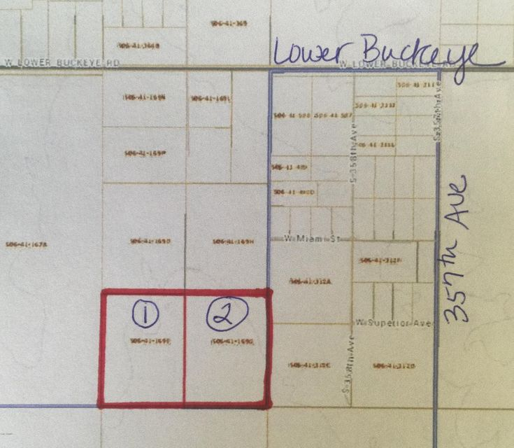 Lower Buckeye Road --, Tonopah, AZ 85354
