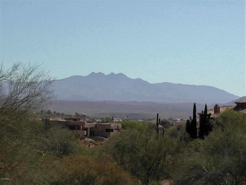 9142 N HUMMINGBIRD Trail Lot 18, Fountain Hills, AZ 85268