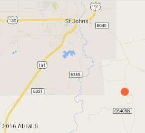 6404 S N6400 Road Lot 23, St Johns, AZ 85936