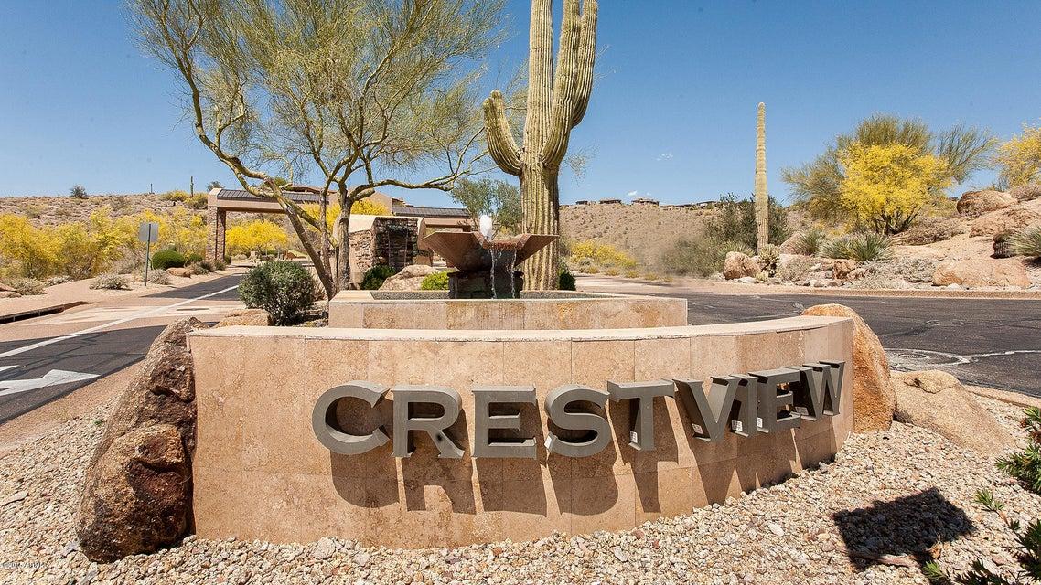 11234 N CRESTVIEW Drive Lot 10, Fountain Hills, AZ 85268