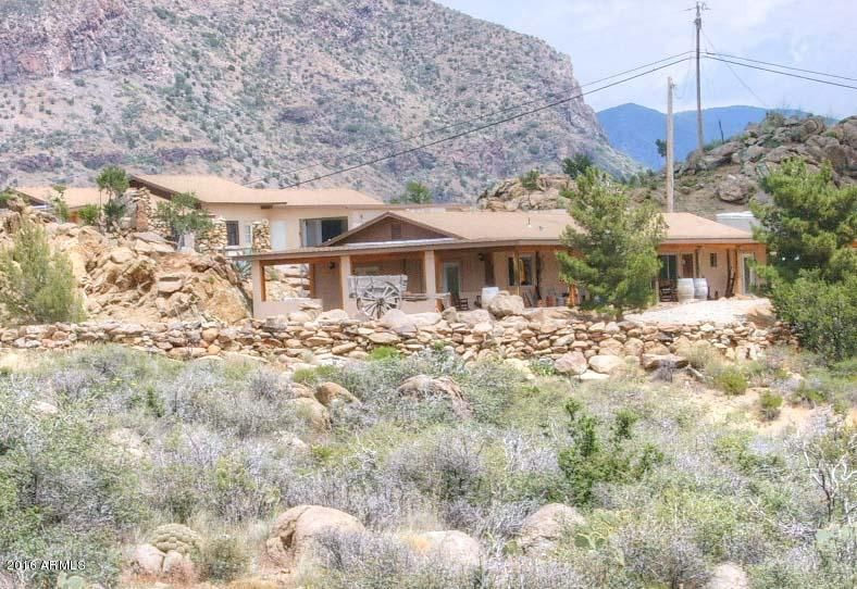 23391 S State Route 89 --, Yarnell, AZ 85362