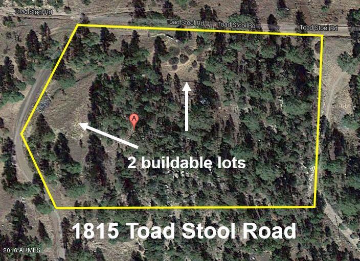 1815 Toad Stool Road, Heber, AZ 85928