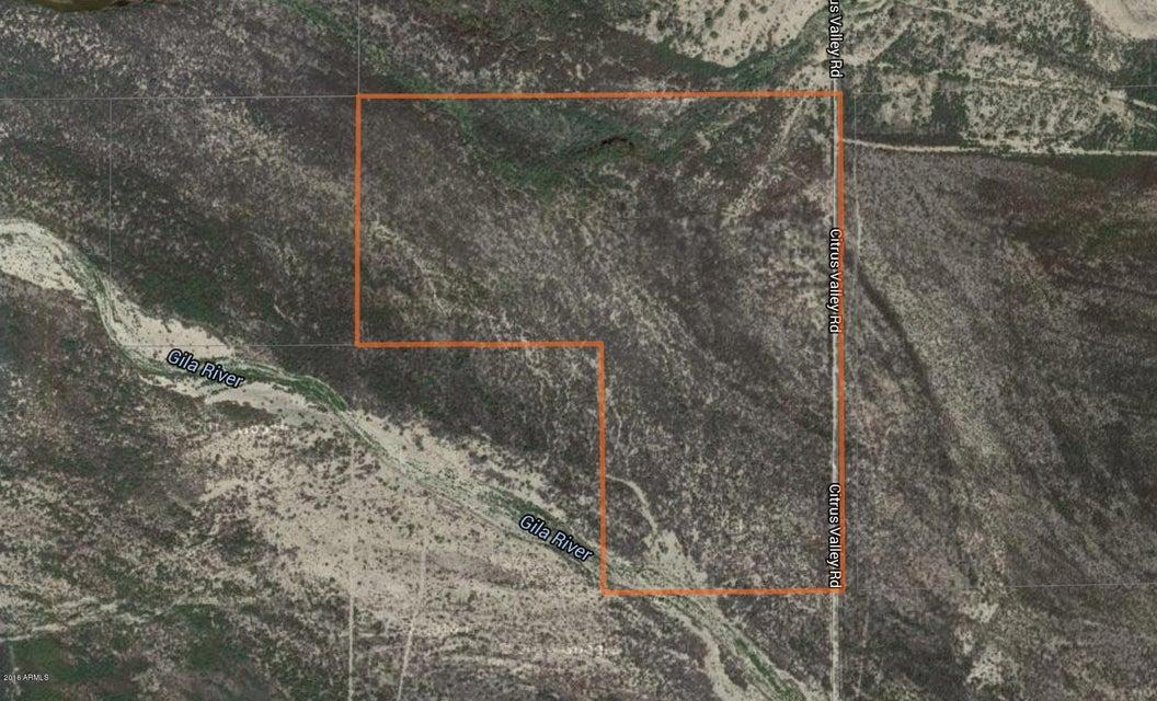 37000 S Citrus Valley Road, Gila Bend, AZ 85337