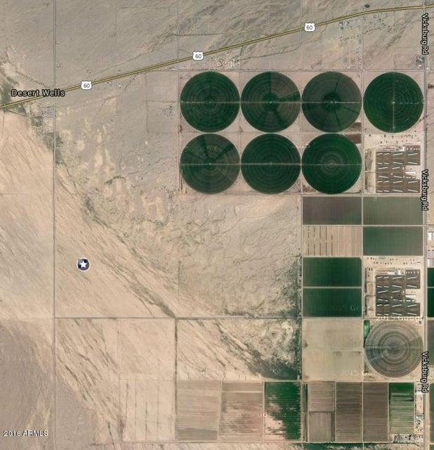 00000 SECTION: 16 TOWNSHIP: 4N RANGE -- Lot   -, Salome, AZ 85348