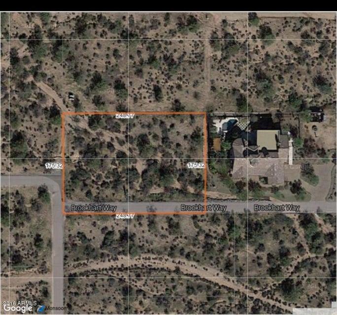15914 E BROOKHART Way Lot 1, Scottsdale, AZ 85262