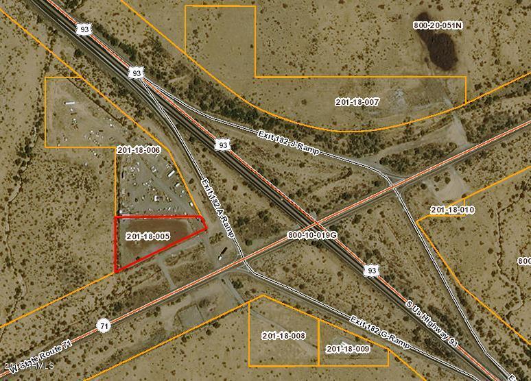 28370 S State Route 71 --, Congress, AZ 85332