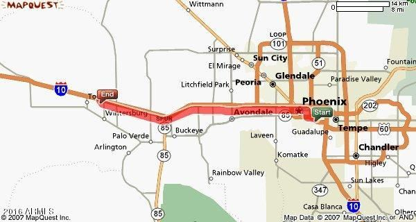 36105 W INDIAN SCHOOL Road, Tonopah, AZ 85354