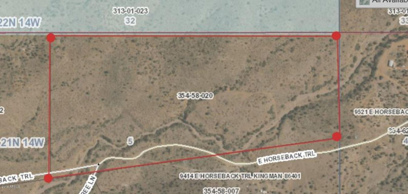 Lot 358 E Horseback Trail Lot 358, Kingman, AZ 86401