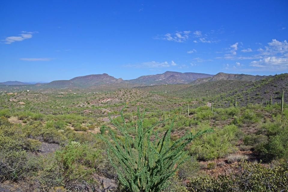 7436 E Continental Mountain Drive Lot 8, Cave Creek, AZ 85331