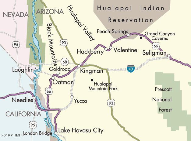 57562 N Hermana  014  1.97ac Lane, Seligman, AZ 86337