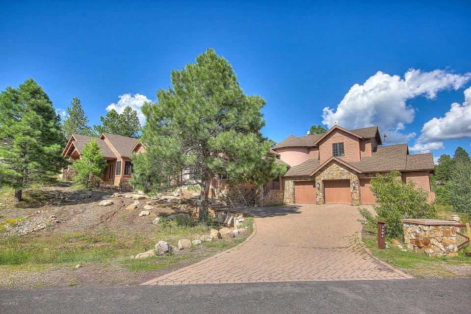 3404 S Clubhouse Circle, Flagstaff, AZ 86005