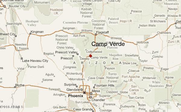 3388 E CATCLAW Drive Lot 160, Camp Verde, AZ 86322