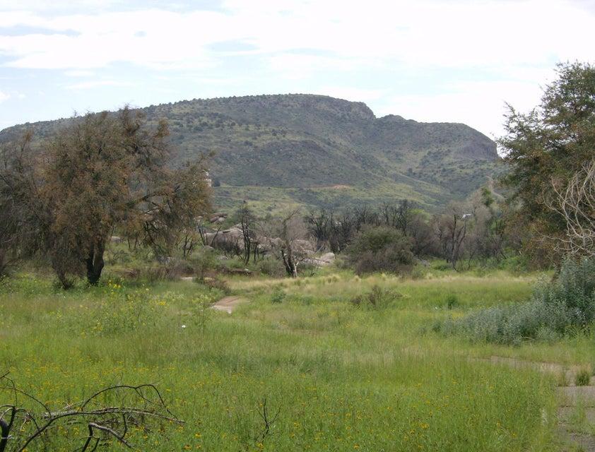 16988 W SHRINE Drive Lot 160 ac, Yarnell, AZ 85362