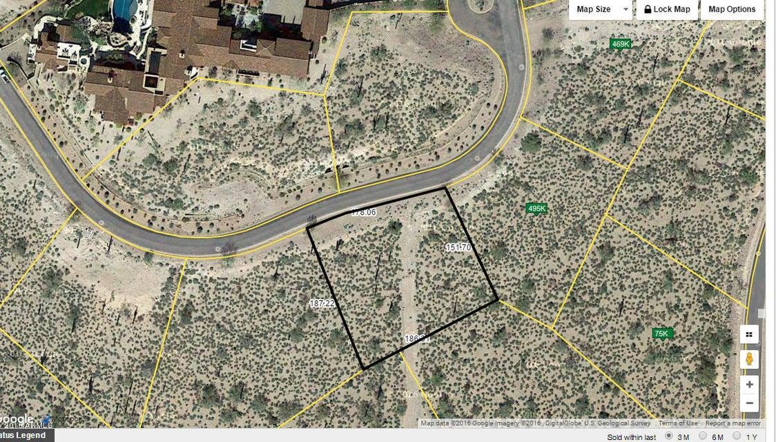 9357 E SKYLINE Trail Lot 16, Gold Canyon, AZ 85118