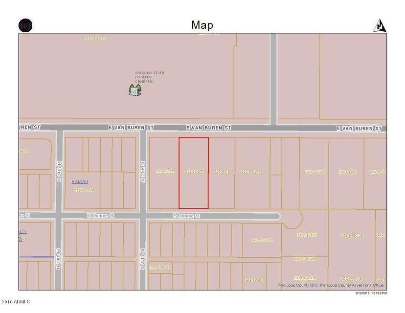 2511 E VAN BUREN Street, Phoenix, AZ 85008