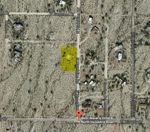 Hazeldine Road, Casa Grande, AZ 85194