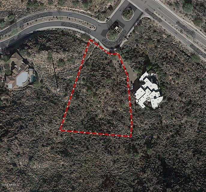 14841 E SHADOW CANYON Drive Lot 2, Fountain Hills, AZ 85268