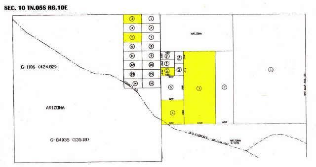 0000 E OLD FLORENCE KELVIN Highway, Florence, AZ 85132