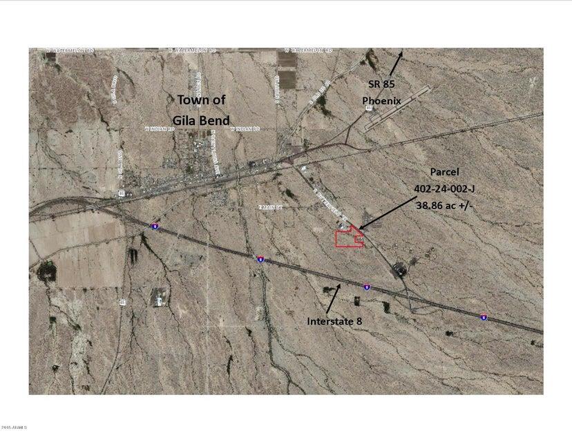 - Butterfield Trail --, Gila Bend, AZ 85337