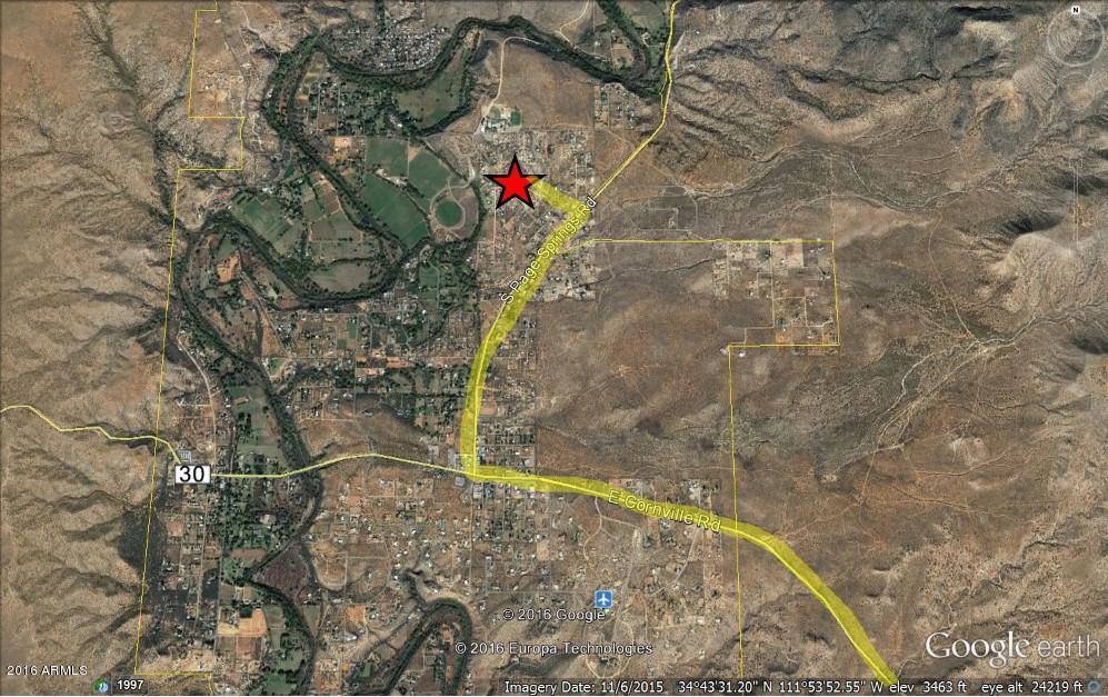 160 S Bright Star Lane, Cornville, AZ 86325