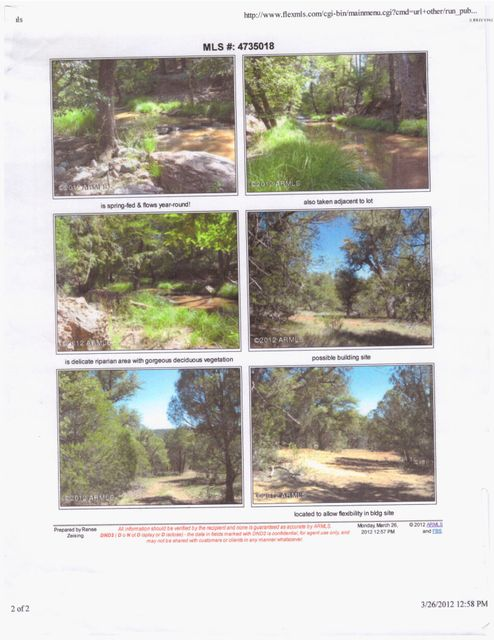 823 W Elk song Trail, Young, AZ 85554