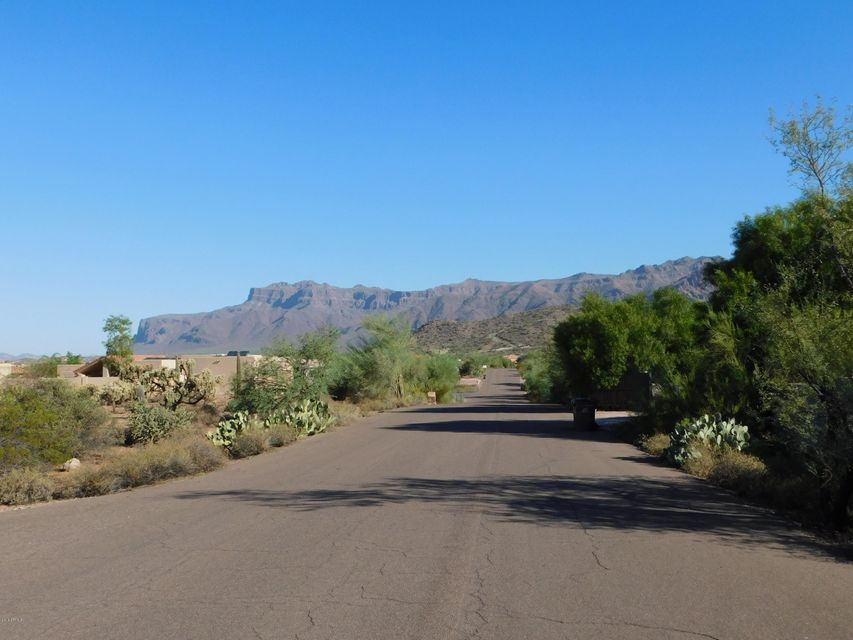 11126 E PLEASANT Place Lot 127, Gold Canyon, AZ 85118